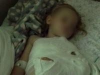 Трехлетняя девочка сломала руку на празднике в Dream Town