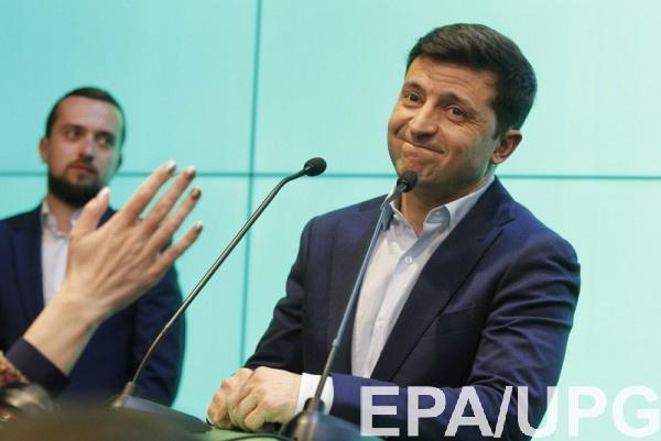 Зеленский собирается уволить Луценко