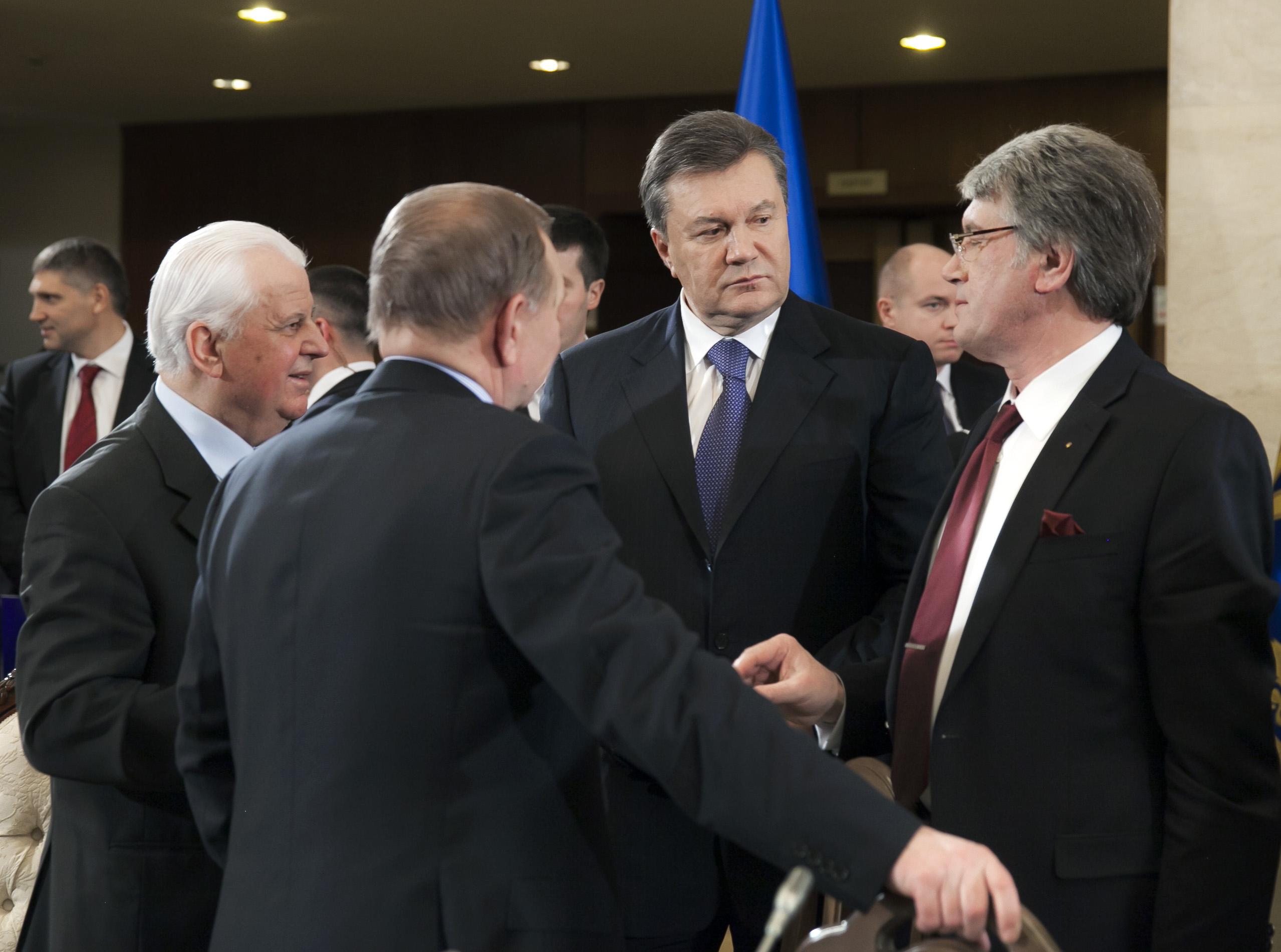 Картинки по запросу все украинские  президенты фото вместе
