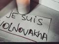 Украинцы начали в соцсетях акцию