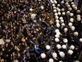 В Стамбуле полиция разогнала демонстрацию за права женщин
