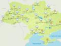 В Украине существенно похолодает