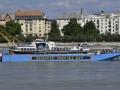 Украинского капитана выпустили под залог после аварии на Дунае