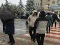 На границе с Польшей начались акции протеста