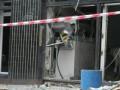 В Кировоградской области неизвестные взорвали банкомат, милиция проводит расследование