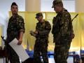 На выборах-2014 проголосовало 10 тысяч военных – СНБО