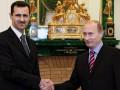Асад уверен, что Кремль и дальше будет поддерживать его режим