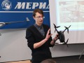 В Укроборонпроме представили военный квадрокоптер