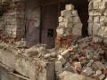 В Харькове обвалилась стена жилого дома