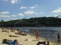 В Киеве не рекомендуется купаться на всех городских пляжах