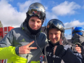 Президент с народом: в сети появились фото Зеленского с лыжниками в Буковеле