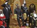 Новый президент Ганы приведен к присяге