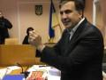 Саакашвили спел на суде гимны Украины и Грузии