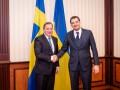 Премьер-министры Украины и Швеции обсудили Nord Stream 2