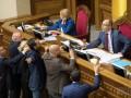 В Раде рассматривают законы Порошенко по Донбассу
