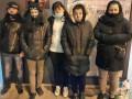 В Киеве банда ромов обокрала ветерана АТО, но он всех задержал