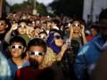 Полное солнечное затмение наблюдали жители восточной Азии