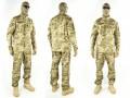 За незаконное ношение военной формы и медалей оштрафуют на тысячи грн