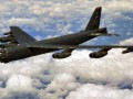 Над Украиной впервые прошли бомбардировщики ВВС США B-52