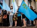 Пропускной пункт Чонгар могут закрыть из-за митинга крымских татар