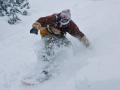 В Киев везут 30 тонн карпатского снега