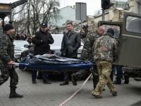 Свидетели убийства Вороненкова: Раненый охранник кричал, чтобы ловили киллера