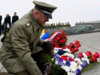 В Киеве ВСУ и представители Содружества наций почтили память погибших воинов