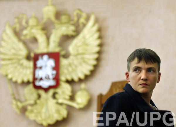 Луценко утверждает, что Савченко курировали российские полковники