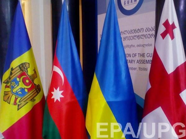 12 декабря в Киеве состоится саммит глав правительств государств-членов ГУАМ