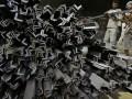 По итогам года Украина занимает восьмое место среди мировых лидеров по производству стали