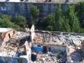 Дрон показал разрушенную боевиками застройку Донецка