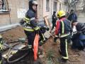 В Киеве монтажника насмерть засыпало песком