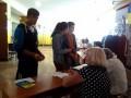 В Чернигове проходят довыборы в парламент