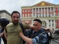 В Москве православные радикалы разгромили выставку скульптур
