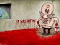Карикатуры на Путина: как мир изобразил лидера РФ после крушения Боинга