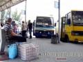 В Донецке оживился транспорт, обстановка в городе спокойная (фото)