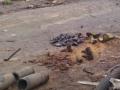 Под Херсоном сборщик металлолома подорвался на снаряде