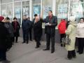 Жителю Геническа дали 5 лет тюрьмы за митинг против мобилизации