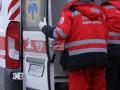 Во Львове женщина выпала с 3 этажа и осталась жива