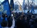 Столкновения в Черкассах: задержаны два зачинщика