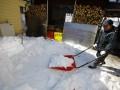 1,4 тысячи домов в Японии остались без света из-за сильных снегопадов