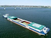 ЕС обещает Украине инвестиции в речной транспорт