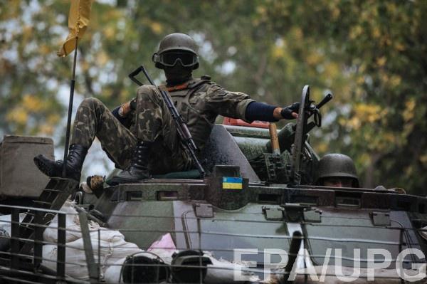 Опубликован проект закона Об особенностях государственной политики по восстановлению государственного суверенитета Украины над временно оккупированной территории Донецкой и Луганской областей Украины