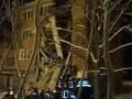 Обрушение общежития в Чернигове: спасатели извлекли из-под завалов тело женщины