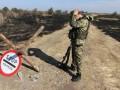 Возле КПВВ Марьинка подорвался пограничник