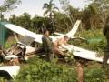 В Аргентине разбился самолет, два человека погибли