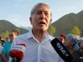 Появилось видео задержания экс-президента Киргизии