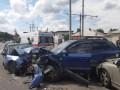В Харькове в аварии пострадали пятеро, в том числе дети