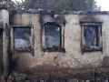 В Донецкой области село попало под обстрел