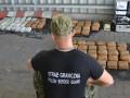 На границе Беларуси с Польшей изъяли центнер гашиша